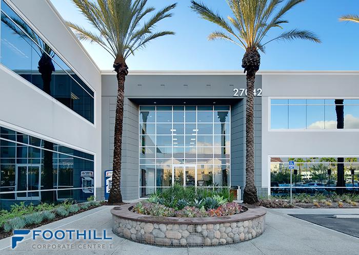 Foothill Corporate Centre Orange County California